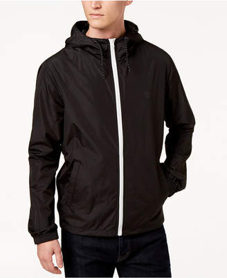 Element Men's Alder Hooded Full-Zip Windbreaker