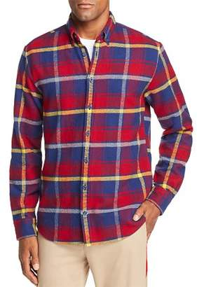 Tommy Hilfiger Heavy Flannel Button-Down Shirt