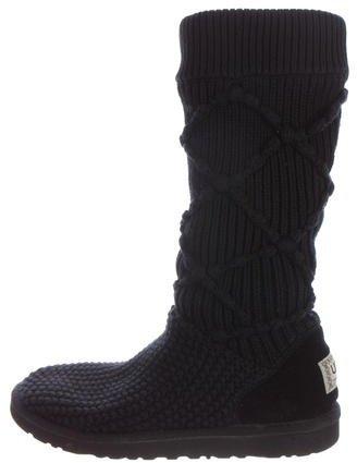 UGGUGG Australia Classic Argyle Knit Boots