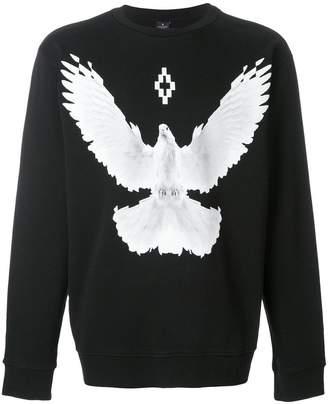 Marcelo Burlon County of Milan Dove crewneck sweatshirt