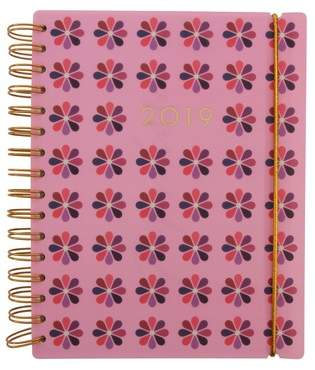Next Womens Paperchase A5 Daisy Notebook