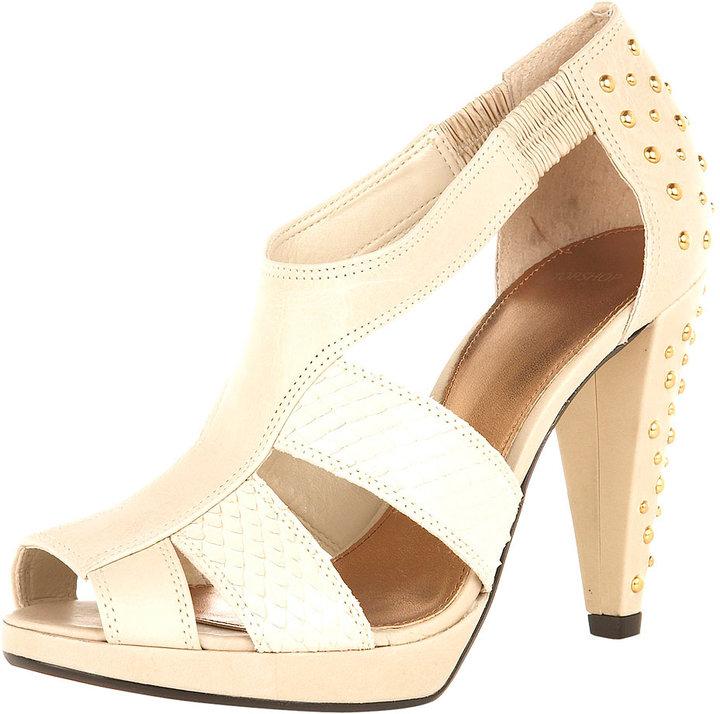 LEO-Studded Sandal
