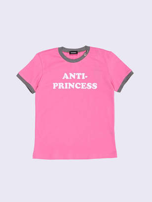 Diesel KIDS T-shirts and Tops 00YI9 - Pink - 10Y