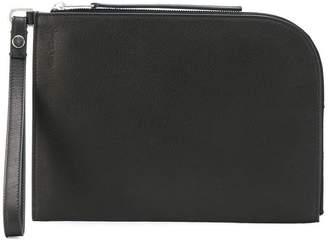 Rick Owens medium zipped pouch