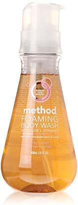 Method Products Foaming Body Wash