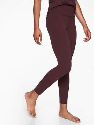 Athleta Elation Uplifted 7/8 Tight In Powervita