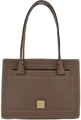 Dooney & Bourke Vachetta Leather Janine Satchel