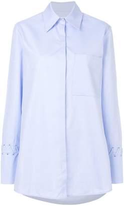 Victoria Beckham Victoria loose fit shirt