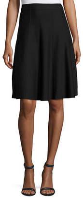 Nic+Zoe Paneled Twirl Skirt