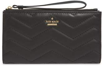 Kate Spade Reese Park - Eliza Quilted Leather Wallet