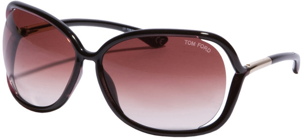 Tom Ford Blackberry Sunglasses Square