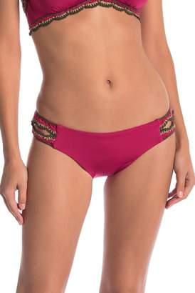 Becca Medina Hipster Bikini Bottoms