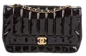 Chanel Vintage Patent Flap Bag