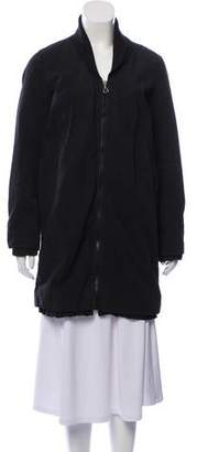 Acne Studios Lightweight Zip-Up Coat