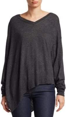 Etoile Isabel Marant Astia Asymmetric Sweater