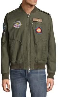 Frame Test Pilot Cotton Jacket