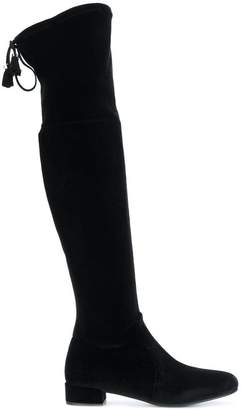 Prada thigh high boots