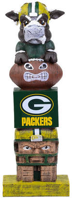 Evergreen Green Bay Packers Tiki Totem