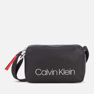 Calvin Klein Women's Collegic Small Cross Body Bag