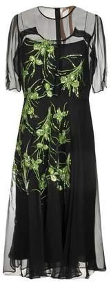 N°21 N° 21 3/4 length dress