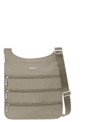 Baggallini Big Zipper Bag with Rfid