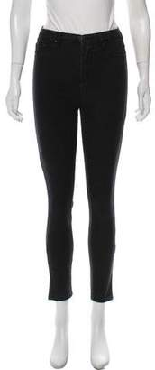 Blank NYC High-Rise Skinny Jeans