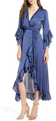 MISA LOS ANGELES Alina Wrap Dress