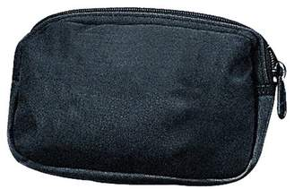 "Uncle Mikes/Vista Uncle Mikes All Purpose Belt Pouch 7""Wx4.75""Hx1.5""D Black Nylon"