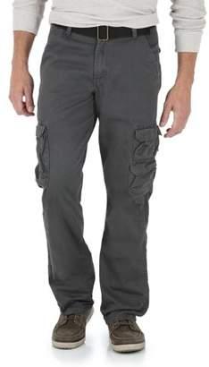 Wrangler Men's Belted Twill Cargo Pant