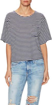 Mds Stripes Bacall Stripe T-Shirt