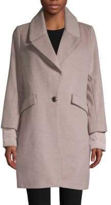 Calvin Klein Quilted Down Coat