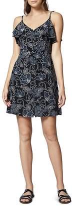 Sanctuary Rafaella Printed Button-Down Dress