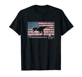 Amerisaurus Rex Shirt - Dinosaur T-Rex Shirt T-Shirt