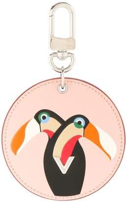 Louis Vuitton Pre-Owned Toucan bag charm