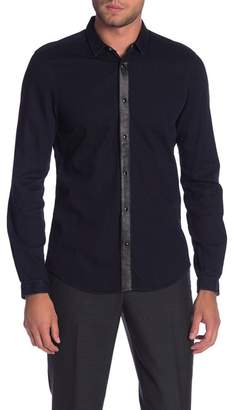 The Kooples Snap Button Shirt
