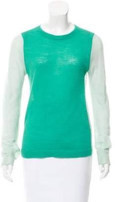 A.L.C. Colorblock Wool Sweater