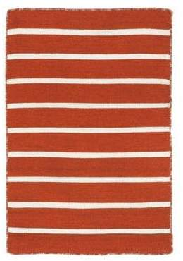 Liora Manné Sorrento Pinstripe Indoor and Outdoor Rug