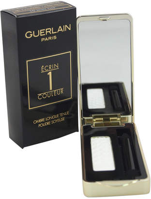 Guerlain Ecrin 1 Couleur Long-Lasting Silky Powder # 10 White Ever 0.07Oz Eyeshadow
