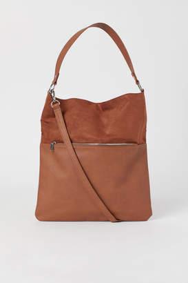 H&M Shopper with a shoulder strap - Orange