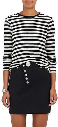 Proenza Schouler Women's Striped Cotton Jersey T-Shirt
