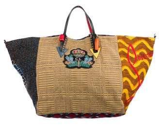 Christian Louboutin La Maison Rose Africaba Bag