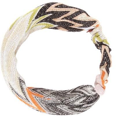MissoniMissoni Wool-blend Crochet Headband