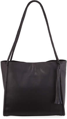 Cole Haan Key Item Large Leather Tote Bag
