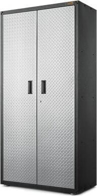 "Gladiator Ready-to-Assemble 72"" H x 36"" W x 18"" D Steel Storage Cabinet Gladiator"