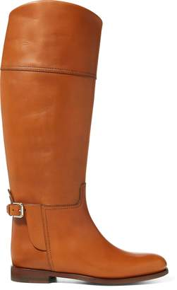 Ralph Lauren Sallen Calfskin Riding Boot