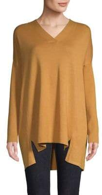 Style&Co. Style & Co. Relaxed-Fit High-Low Tunic