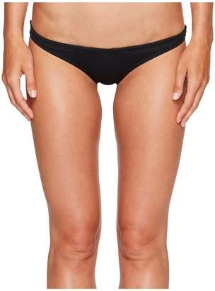 TYR Solid Mini Bikini Bottom Women's Swimwear