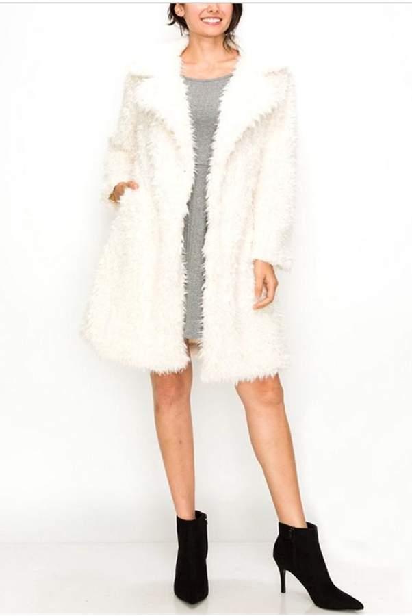 C. Faux Fur Coat