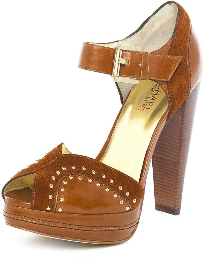 Michael Kors MICHAEL Astor Platform Sandal