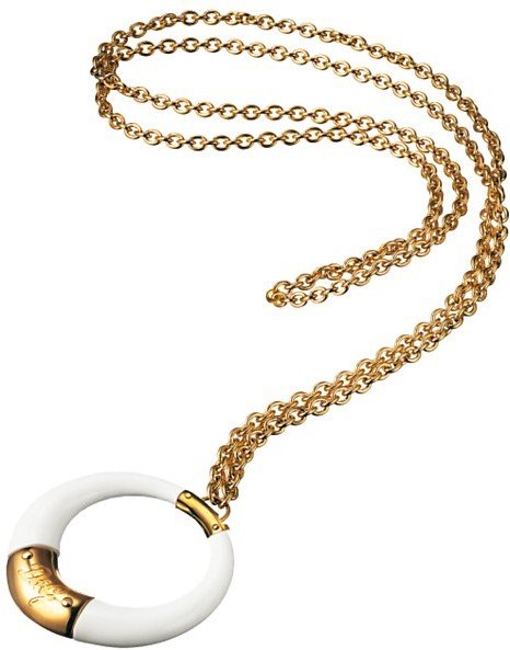 D&G Dolce & Gabbana Clue Necklace